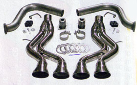 SLP tunable exhaust